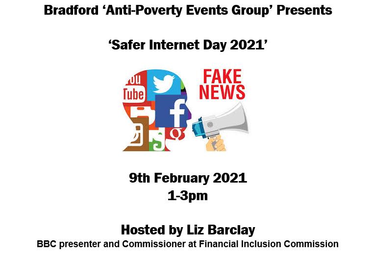 Bradford 'Anti-Poverty Events Group' Presents