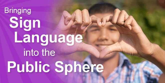 Free Sign Language Training