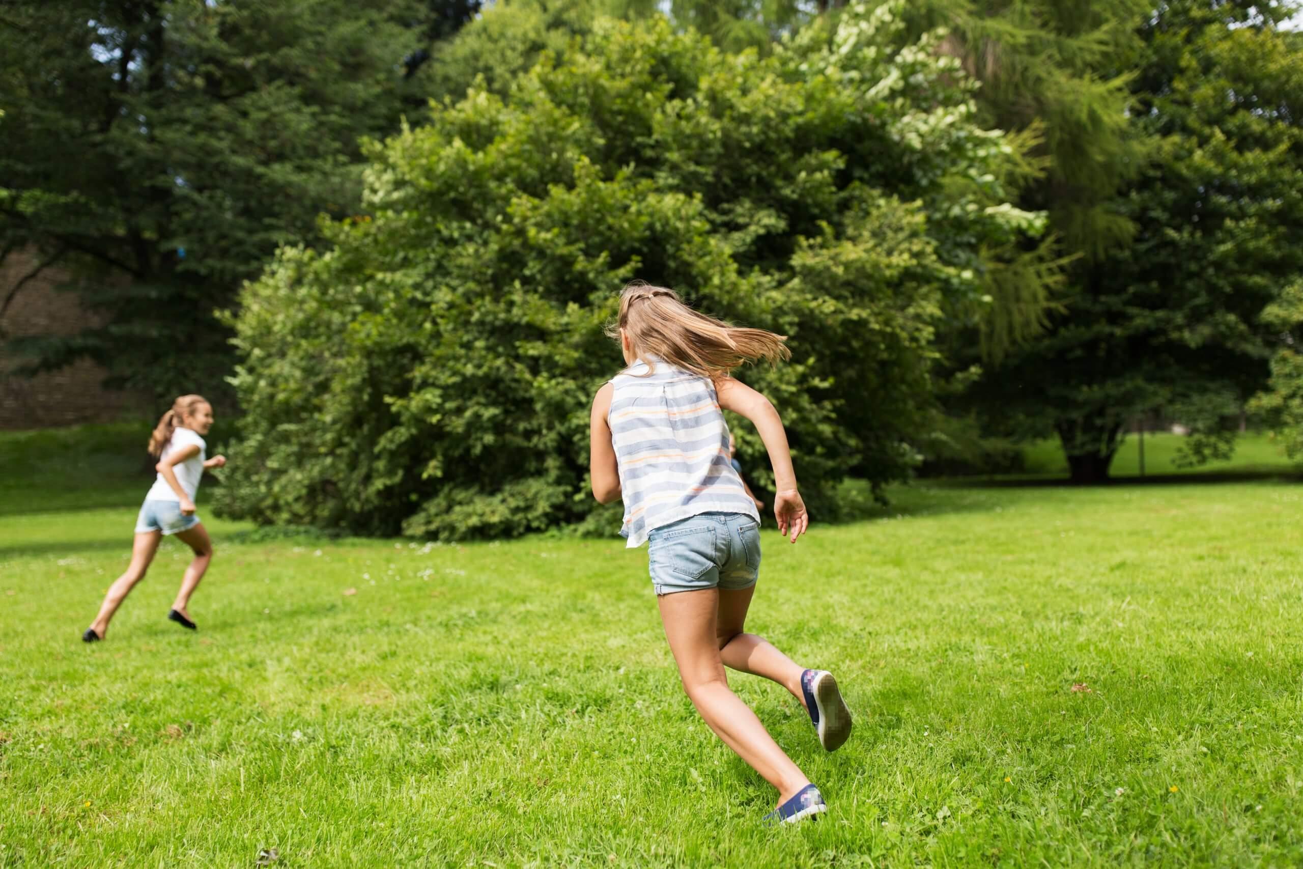 10 Ways To Get Active Outdoors!